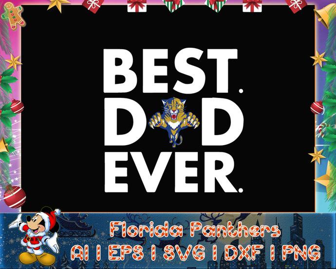 Florida Panthers svg, Florida Panthers digital, Florida Panthers silhouette cut