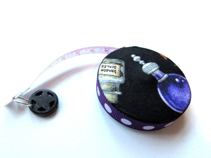 Measuring Tape Wizard Symbols Retractable Small Tape Measure