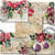 Christmas Decorating Digital Printable Vintage Junk Journal Kit