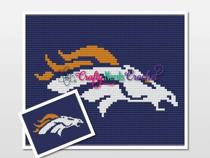 Broncos Pattern Graph With C2C Written