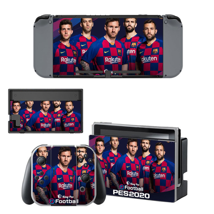 Pro Evolution Soccer 2020 Nintendo Switch Skin for Nintendo switch Console &