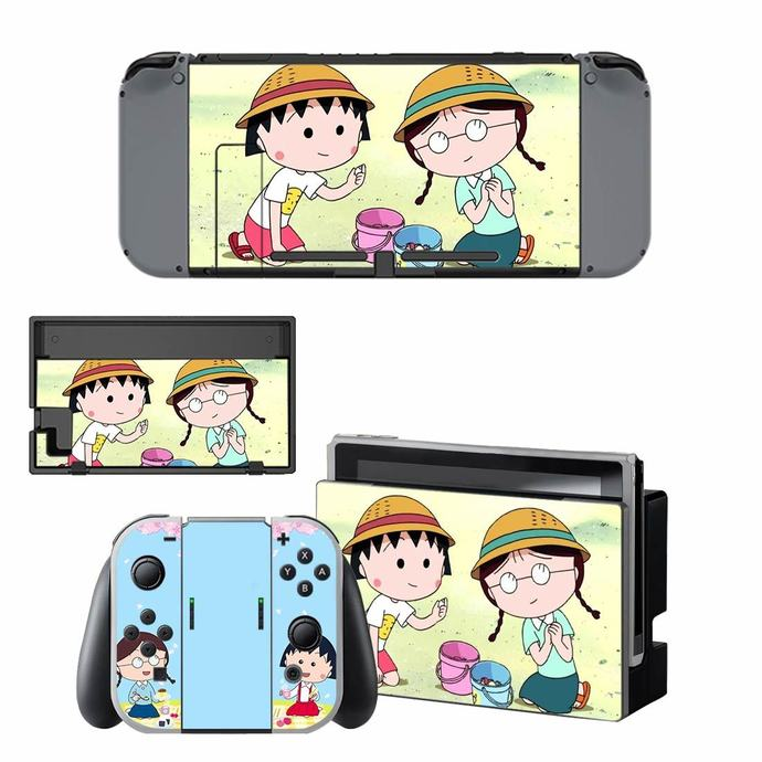 Anime Nintendo Switch Skin for Nintendo switch Console & Controllers