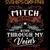 Mitch blood Runs Through My Veins  SVG PNG EPS DXF  Cricut Files, Silhouette,
