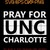 Pray for UNC Charlotte  SVG PNG EPS DXF  Cricut Files, Silhouette, Sublimation