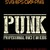 Punk Professional Uncle No Kids  SVG PNG EPS DXF  Cricut Files, Silhouette,