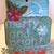 Merry and Bright Handmade  Wine Bottle Gift Tag
