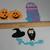 Sizzix Steel Rule Dies Pumpkins Treat Bag Candy Owl Witch Hat Bigz Originals