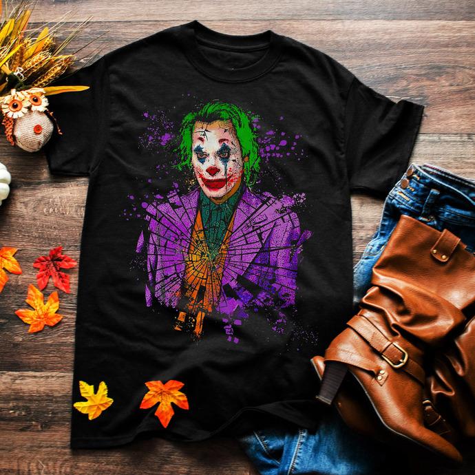 Joker, Joker svg, hate people, movie, halloween decor, halloween invitation,
