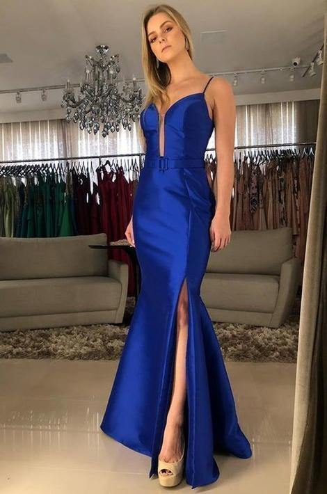 Sexy Long Evening Dress, , Formal Evening prom Dress