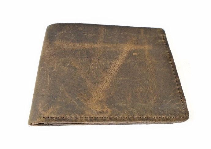 Leather wallet, Men's wallet, Cards wallet, Henson Coffee