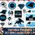 Carolina Panthers svg, Carolina Panthers digital, Carolina Panthers silhouette