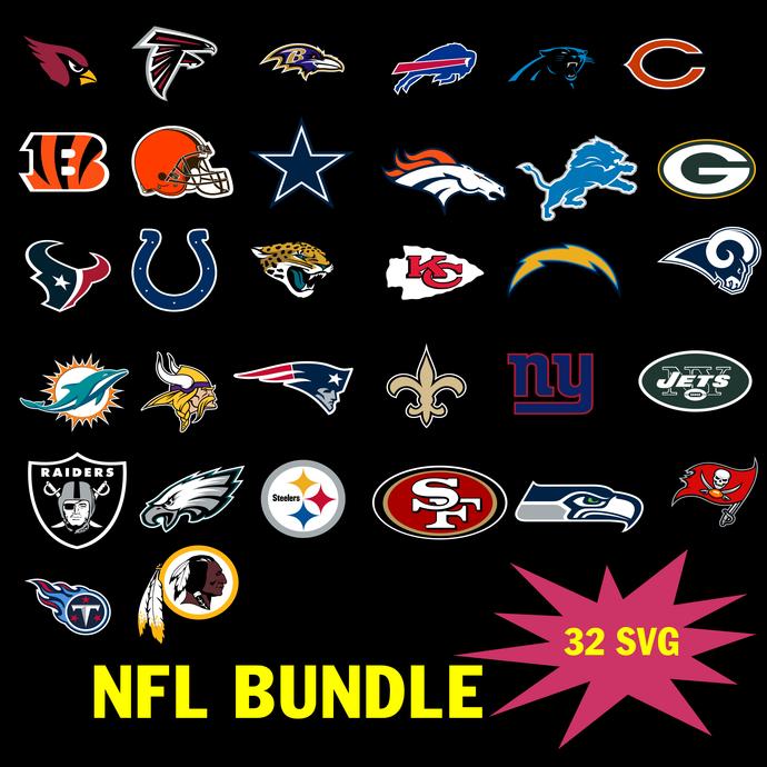Promo Code Nfl Football Team Logos Off 23 Provaping Es