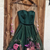 Short Prom Dresses Long Sleeve Homecoming Dress With Appliques Cocktail Dress