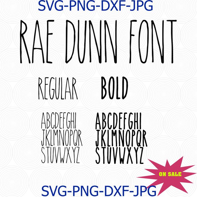 Rae Dunn Font Rae Dunn Rae Dunn Svg Handwritten By Digital4u On Zibbet