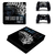The Last of us 2 ps4 slim skin decal for console and controllers