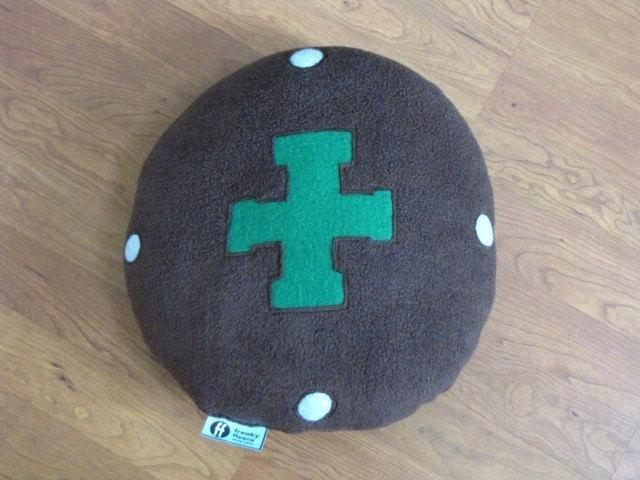 Buckler Toy/Pillow - CUSTOMIZABLE