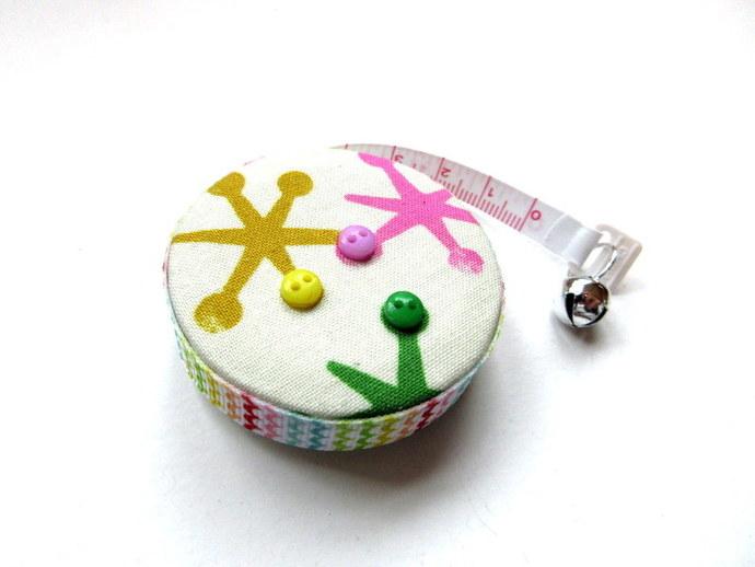 Retractable Tape Measure Jacks  Small Measuring Tape