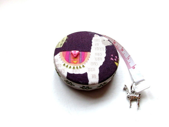 Tape Measure Alpacas in the Southwest Small Retractable Measuring Tape