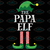 The papa elf, fathers day, gift for father, father gift, daddy, gnomies, santa