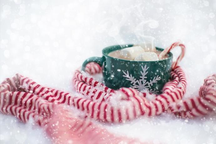 Hot Chocolate Christmas Audio Reading