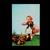 Mushroom-picking party, 1967/ Doll/ E. Askinazi, E. Borisova/ vintage postcard
