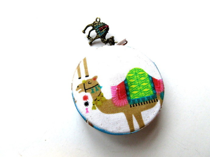 Tape Measure Dromedary Camels Small Retractable Measuring Tape