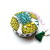 Tape Measure Real Pineapples Small Retractable Measuring Tape
