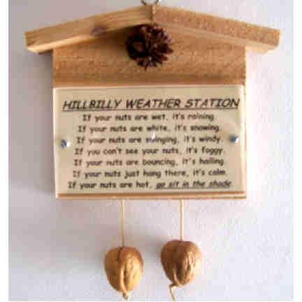 weather station Hillbilly