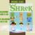Shrek Mini C2C Bundle 7 Patterns include Graph with written color chart