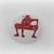 Monkey D Luffy - One Piece - Pinback Button Magnet Keychain Flatback Badge Reel