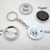 I Am Sherlocked - Literature - Pinback Button Magnet Keychain Flatback Badge
