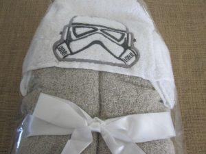 STORM TROOPER - Hooded Towels (Star Wars)