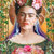Frieda Kahlo - Artist and early feminist -  Celebrity Saint Prayer Candle