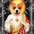 Corgi Puppy Pet Saint Prayer Candles - Canine Customizable