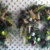 "Double Door Christmas Wreaths Ready to Ship 2 24"" Chartreuse Velour Poinsettias"