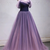 Simple Sweetheart Neck Long Prom Dress, Evening Dress With Sleeve