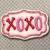XOXO 4 pc UNCUT