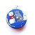 Retractable Measuring Tape with Cats on Blue Small Retractable Tape Measure