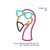 Flamingo Applique embroidery ;Flamingo applique design embroidery pattern N 927
