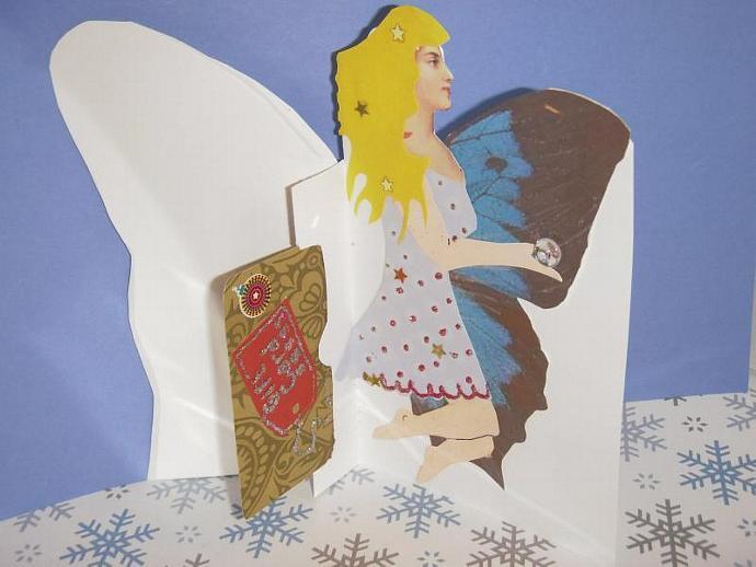 FAIRY Gift Card Holder