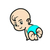 Baby Set Embroidery design,Baby embroidery, embroidery pattern No 952.... 3