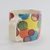 Handmade Ceramic Pottery Polka Dot Spot Multicolored Mug