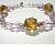 Pink Fairy bracelet