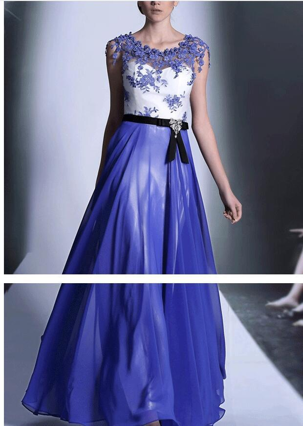 Sexy A Line Lace Long Evening Dress Custom Made Women Pageant Gowns For Teens