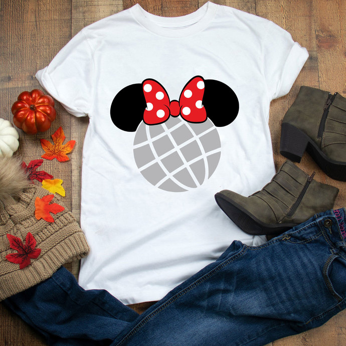 Minnie globe svg, minnie globe svg, world svg, mickey mouse svg, mickey svg,