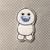 Frozen 2 Snowbie Feltie 4 pc UNCUT