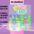 Cute Fairy SC Bundle include graphs & written color charts