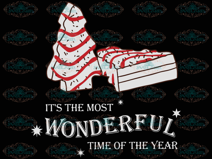 It's the most wonderful time of the year, christmas cakes, awesome christmas,