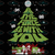 May the force be with you, Merry christmas, christmas trees, christmas design,