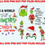 The grinch svg bundle, The grinch face, The grinch hand,grinch svg, The grinch